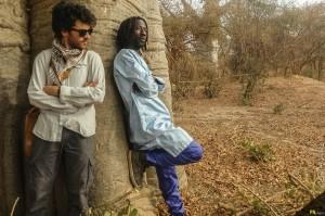 ROBERTO COLELLA e LAYE BA in Senegal